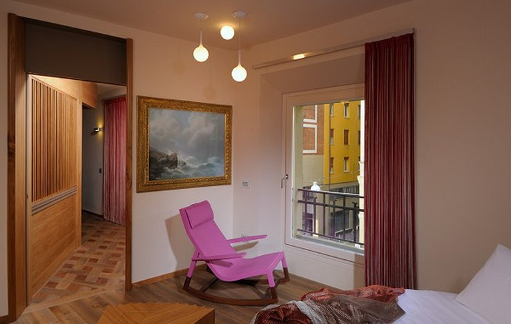 Suite house palazzo  art hotel novecento bologne