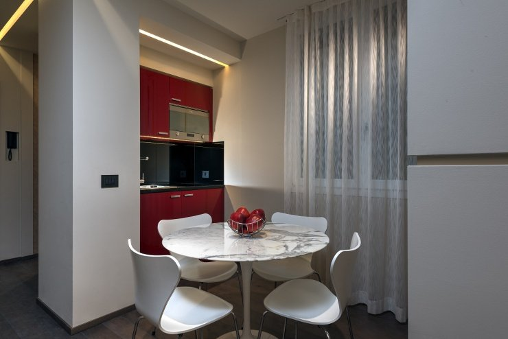 LUXURY APARTMENTS Art Hotel Commercianti Bologne, Italie