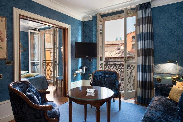 Balcon Art Hotel Orologio Bologne, Italie