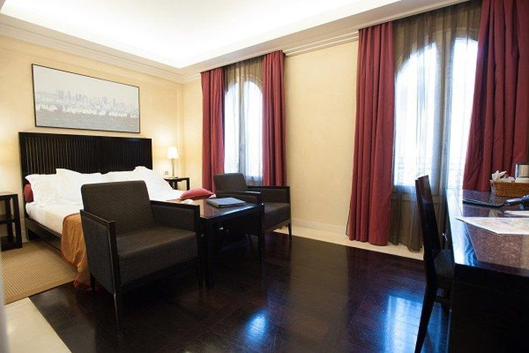 Chambre  Art Hotel Novecento Bologne, Italie