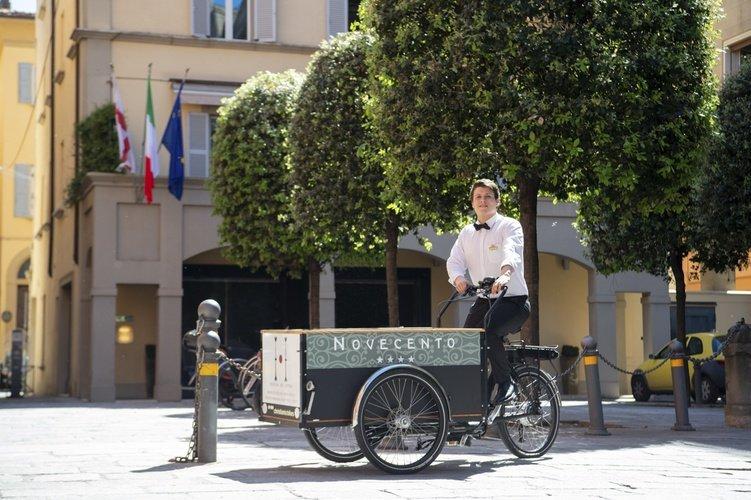 Équipements  art hotel novecento bologne, italie