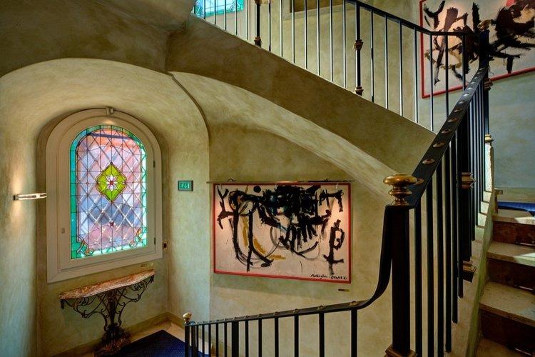 Intérieurs  art hotel commercianti bologne