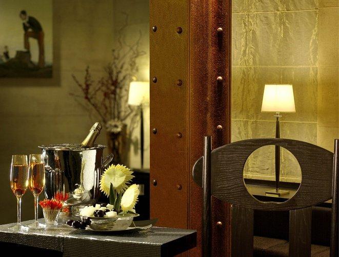 Équipements  art hotel novecento bologne
