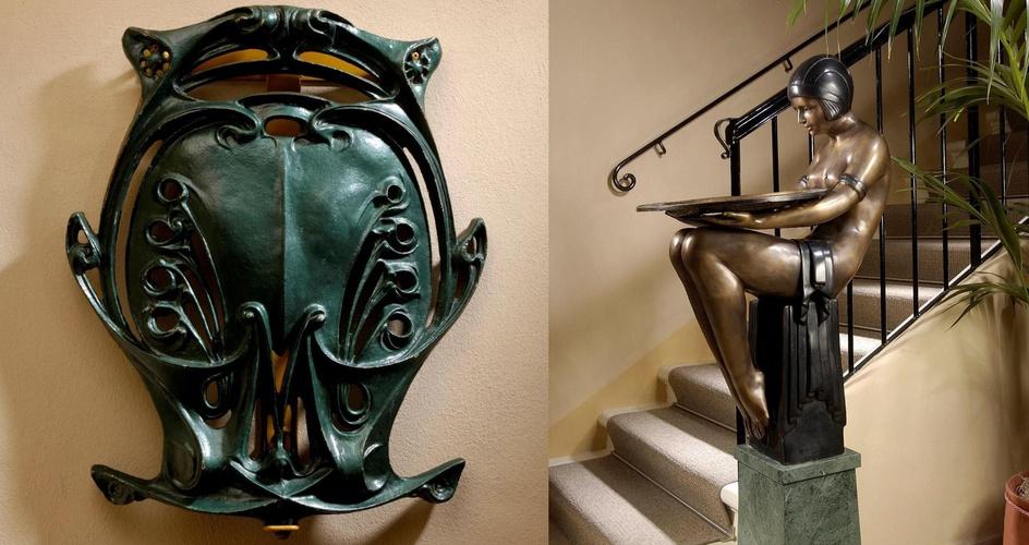 Couloir  art hotel novecento bologne