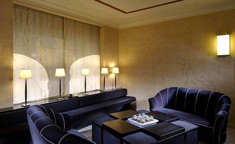 Intérieurs  art hotel novecento bologne, italie