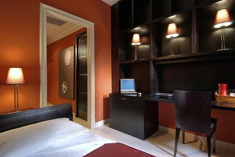 Chambre individuelle confort  art hotel novecento bologne