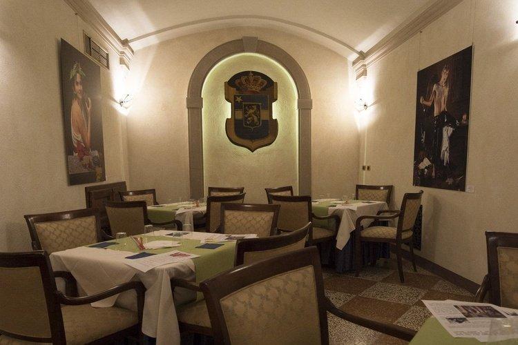 Salle de réunion  art hotel commercianti bologne