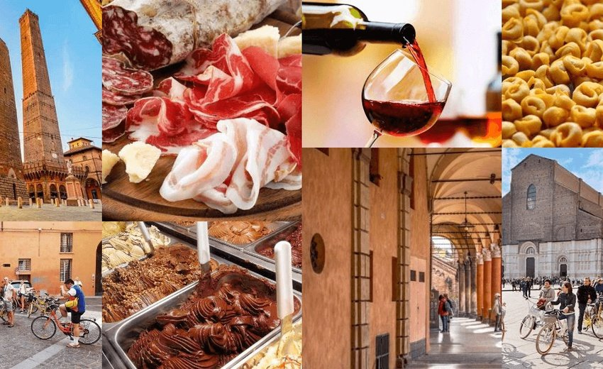 BOLOGNA ENOGASTRONOMIC TOUR BY BICYCLE