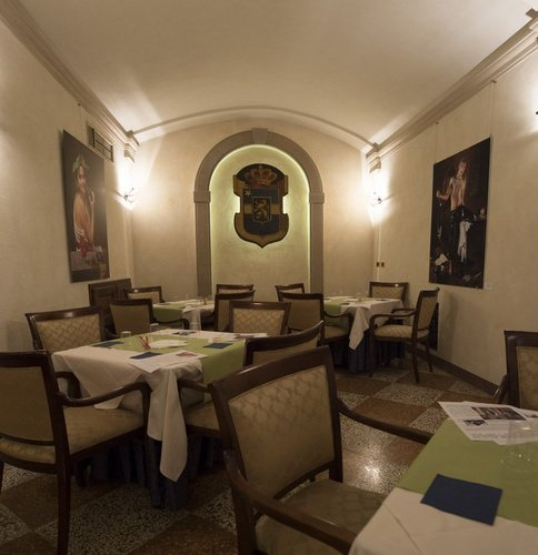 SALLE Art Hotel Commercianti Bologne, Italie