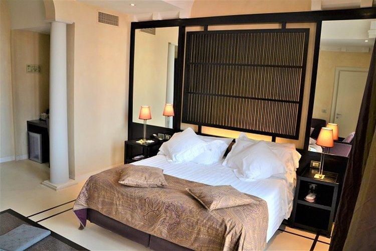 Suite  art hotel novecento bologne, italie