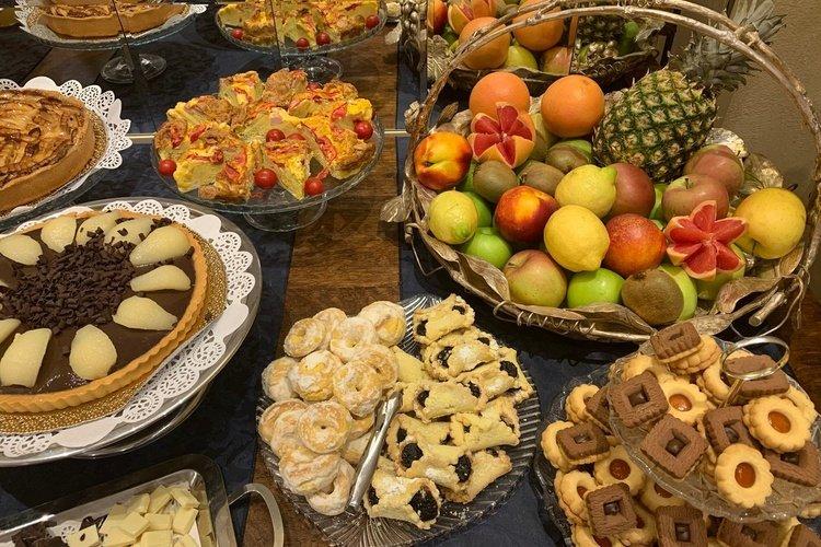 Gastronomie  art hotel commercianti bologne