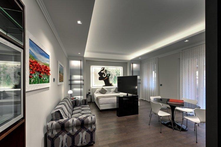 Appartement supérieur  art hotel commercianti bologne
