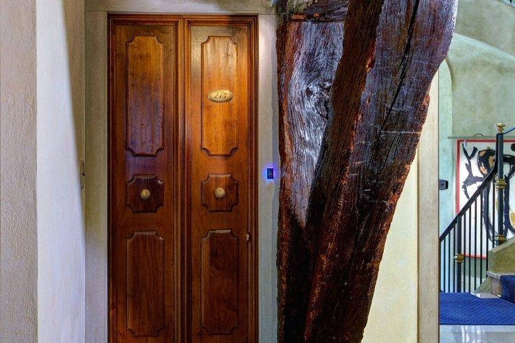 Chambre individuelle  art hotel commercianti bologne